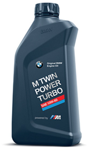 Масло моторное BMW M TwinPower Turbo 10W-60 1 л.
