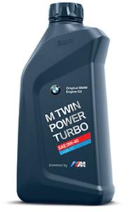 Масло моторное BMW M TwinPower Turbo LONGLIFE-01 0W-40 1л.