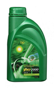 Масло моторное BP Visco 2000 15W-40 1 л.