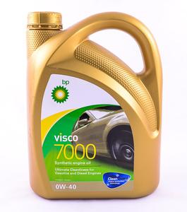 Масло моторное BP Visco 7000 0W-40 4 л.