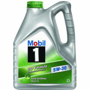 Масло моторное Mobil 1 ESP Formula 5W-30 4 л.