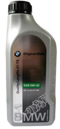 Масло моторное BMW LONGLIFE-01 0W-30 1 л.
