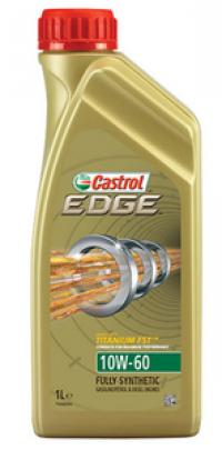 Масло моторное Castrol EDGE TITANIUM FST 10W-60 1 л.