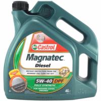 Масло моторное Castrol MAGNATEC DIESEL 5W-40 DPF 4 л.