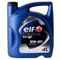 Масло Моторное ELF EVOLUTION 900 NF 5W-40 4 л.
