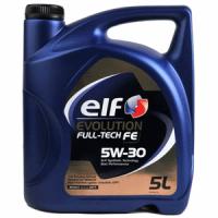 Масло моторное ELF EVOLUTION FULL TECH FE 5W-30 5 л.