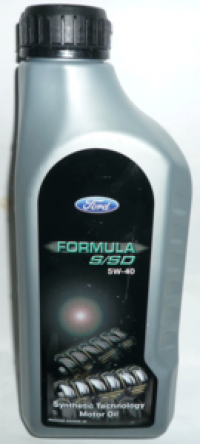 Масло моторное FORD FORMULA S/SD 5W-40 1 л.