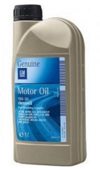 Масло моторное GM DEXOS 2 5W-30 1 л.