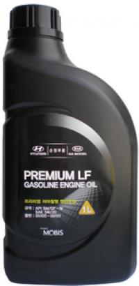 Масло моторное HYUNDAI MOBIS Premium LF Gasoline 5W-20 1 л.