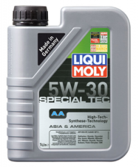 Масло моторное Liqui Moly НС Special Tec AA 5W-30 1 л.