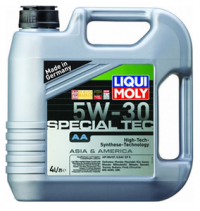 Масло моторное Liqui Moly НС Special Tec AA 5W-30 4 л.