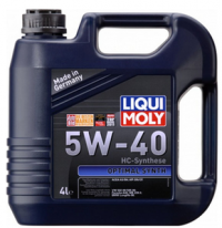 Масло моторное Liqui Moly НС-Synthese Optimal Synth 5W-40 4 л.