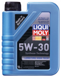 Масло моторное Liqui Moly Longtime High Tech 5W-30 1 л.