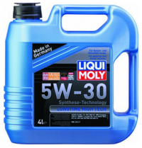 Масло моторное Liqui Moly Longtime High Tech 5W-30 4 л.