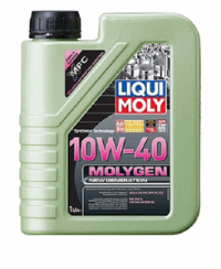 Масло моторное Liqui Moly Molygen New Generation 10W-40 1 л.