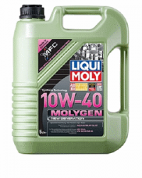 Масло моторное Liqui Moly Molygen New Generation 10W-40 5 л.