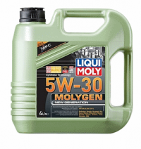 Масло моторное Liqui Moly Molygen New Generation 5W-30 4 л.