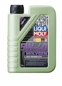 Масло моторное Liqui Moly Molygen New Generation 5W-40 1 л.