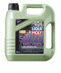 Масло моторное Liqui Moly Molygen New Generation 5W-40 4 л.