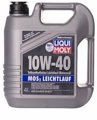 Масло моторное Liqui Moly MoS2 Leichtlauf 10W-40 4 л.