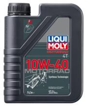 Масло моторное Liqui Moly Motorrad Synth 4T 10W-40 1 л.