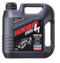 Масло моторное Liqui Moly Racing Synth 4T 10W-50 4 л.
