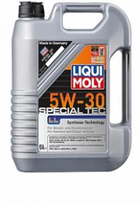 Масло моторное Liqui Moly Special Tec LL 5W-30 5 л.