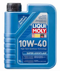 Масло моторное Liqui Moly Super Leichtlauf 10W-40 1 л.