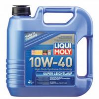 Масло моторное Liqui Moly Super Leichtlauf 10W-40 4 л.