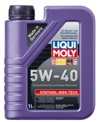 Масло моторное Liqui Moly Synthoil High Tech 5W-40 1 л.