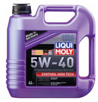 Масло моторное Liqui Moly Synthoil High Tech 5W-40 4 л.
