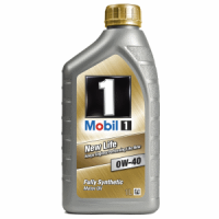 Масло моторное Mobil 1 New Life 0W-40 1 л.